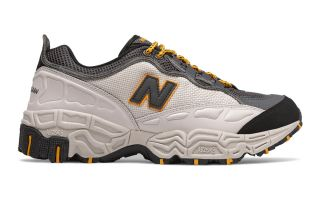 New Balance 801 JAUNE GRIS ML801NCY