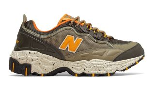 New Balance 801 VERDE NARANJA ML801NEB