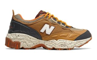 New Balance 801 MARRON ML801NEC