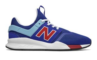 New Balance 247 BLUE WHITE