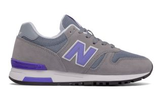 New Balance 565 GREY LILAC WOMEN