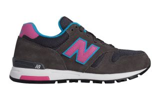 New Balance 565 GRAY PINK WOMEN