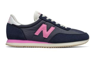 New Balance 720 MARINEBLAU ROSA DAMEN WL720BB