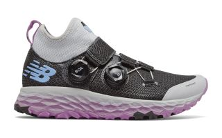 New Balance FRESH FOAM HIERRO V5 BLACK GREY WOMEN