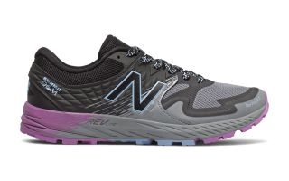 New Balance SUMMIT Q.O.M. GREY PURPLE WOMEN