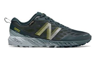 New Balance SUMMIT UNKNOWN GTX BLAU GELB DAMEN WTUNKNGT