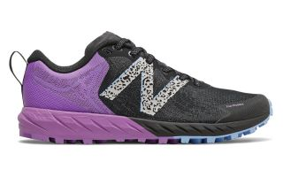 New Balance SUMMIT UNKNOWN V2 SCHWARZ VIOLETT DAMEN WTUNKNP2