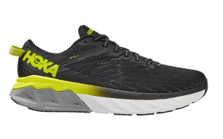 Hoka ARAHI 4 BLACK YELLOW