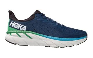 Hoka CLIFTON 7 BLUE GREY