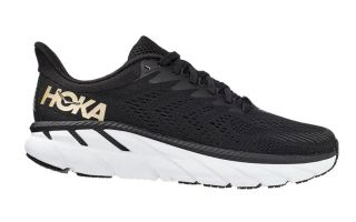 Hoka CLIFTON 7 BLACK BRONZE WOMEN
