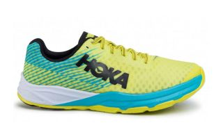 Hoka EVO CARBON ROCKET BLUE CORAL