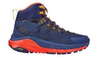 Hoka KAHA GTX BLUE RED