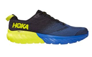 Hoka MACH 3 BLUE YELLOW