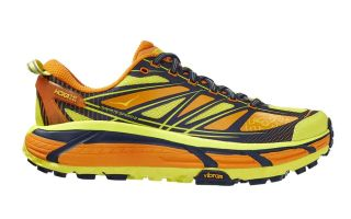 Hoka MAFATE SPEED 2 JAUNE ORANGE 1012343 BGEP