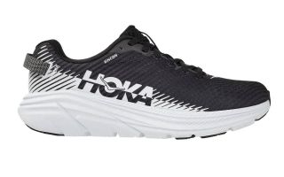 Hoka RINCON 2 BLACK WHITE WOMAN