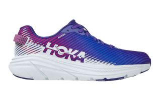 Hoka CORNER 2 BLUE PURPLE WOMAN