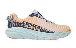 Hoka RINCON 2 GRAY BLUE WOMAN 1110515 LRBI