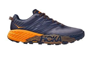 Hoka SPEEDGOAT 4 NAVY ORANGE 1106525 BIBM
