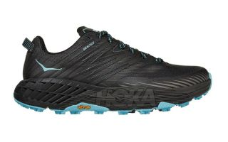 Hoka SPEEDGOAT 4 GTX GREY BLACK WOMEN
