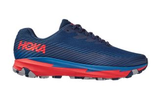 HOKA TORRENT 2 BLUE RED