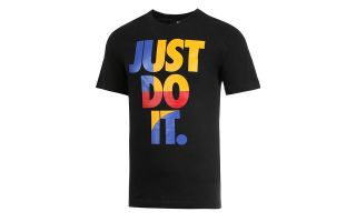 <center><b>Nike</b><br > <em>T-SHIRT SPORTSWEAR JUST DO IT NOIR</em>
