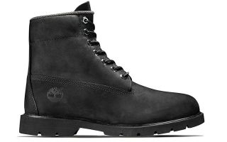 TIMBERLAND 6 INCH BASIC BOOT WP NEGRO HOMBRE TB0100420011