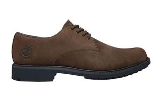 Timberland STORMBUCKS PLAIN OXFORD DARK BROWN
