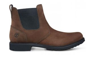 Timberland STORMBUCKS CHELSEA DARK BROWN MEN
