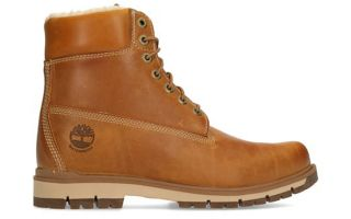 Timberland RADFORD WARM LINED WATERPROOF MARR�N CLARO TB0A28H52311