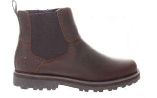 Timberland COURMA CHELSEA BROWN JUNIOR