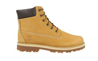Timberland COURMA TRADITIONAL 6IN BROWN JUNIOR