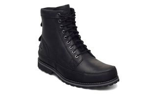 Timberland ORIGINALS II LEATHER 6 IN NEGRO TB0A2NVQ0011