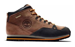 Timberland BARTLETT RIDGE MID HIKER GTX MARRONE SCURO