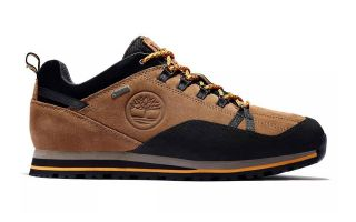 Timberland BARTLETT RIDGE LOW HIKER GTX MARRONE NERO