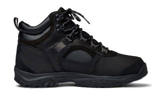 MT. MAJOR MID LEATHER GTX BLACK