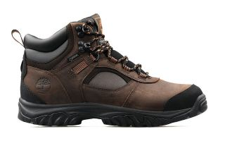 Timberland MT. MAJOR MID LEATHER GTX MARRON NEGRO