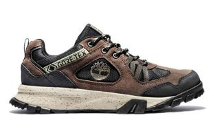 Timberland GARRISON TRAIL LOW HIKER GTX MARRONE NERO