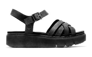 Timberland SANDALS SAFARI DAWN MULTI STRAP BLACK WOMEN