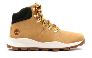 TIMBERLAND BROOKLYN HIKER BROWN BLACK