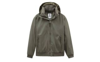 Timberland GIACCA BOMBER INSULATED SAILOR VERDE SCURO
