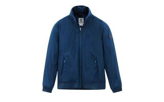 Timberland GIACCA BOMBER INSULATED SAILOR BLU