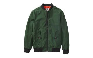 TIMBERLAND CHAQUETA BOMBER CAVE MOUNTAIN 3IN1 VERDE OLIVO