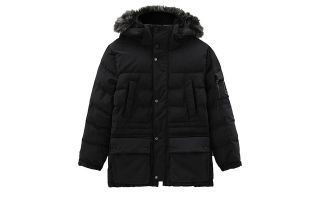 Timberland CAPPOTTO MOUNT MAGALLOWAY NERO