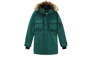 Timberland EXPEDITION PARKA GR�N
