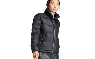 Timberland JACKET MOUNT ROSEBROOK QUILTED BLACK WOMEN