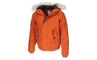 TIMBERLAND JACKET SNORKEL DOWNFREE ORANGE