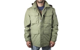 Timberland JACKET 3EN1 DOUBLETOP MOUNTAIN M65 GREEN