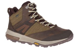 ZION MID GTX BROWN