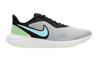 Nike REVOLUTION 5 SILVER BLACK WOMEN