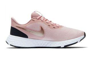 Nike REVOLUTION 5 MUJER ROSA ORO NIBQ3207 600